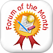 Forum Of The Month